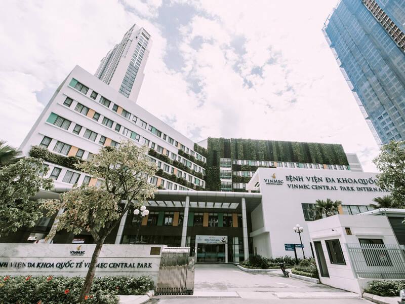 Bệnh viện Đa khoa Quốc tế Vinmec Central Park