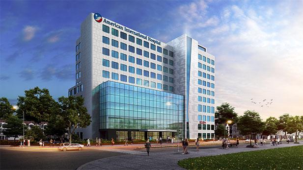 Bệnh viện Quốc tế Mỹ (AIH)