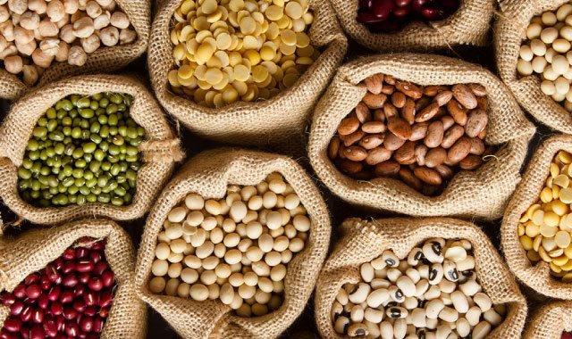 Các hạt họ nhà đậu
