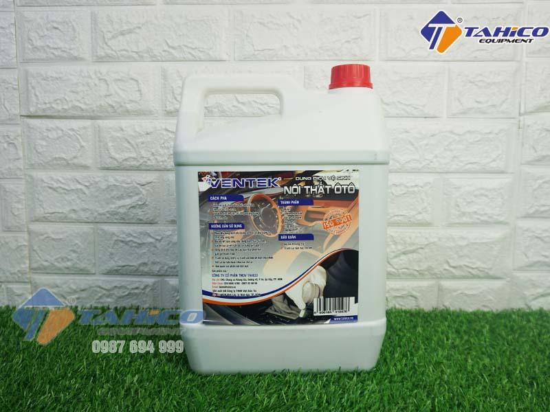 Dung dịch vệ sinh nội thất xe Ventek