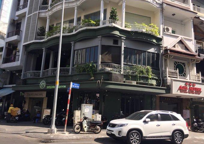 Đường Mạc Thị Bưởi và đường Nguyễn Thiệp