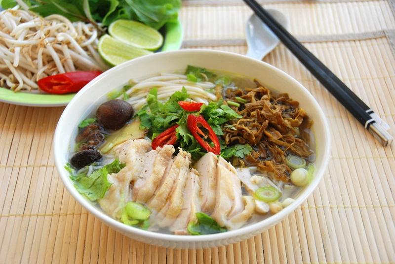 Hà - Bún, Miến & Phở Gà Bò