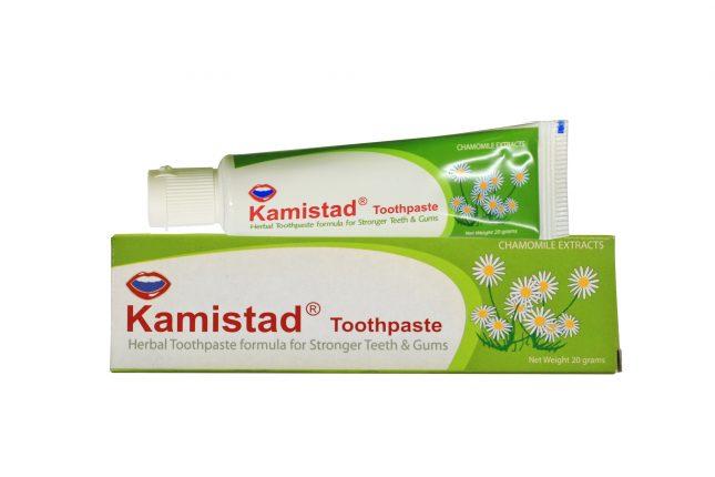 Kem Đánh Răng Ngừa Viêm Lợi Kamistad Toothpaste