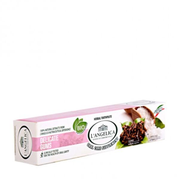 Kem đánh răng ngăn ngừa viêm nướu LAngelica Delicate Gums