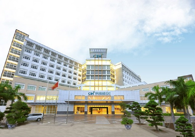 Khoa Phụ Sản Bệnh viện Quốc tế City