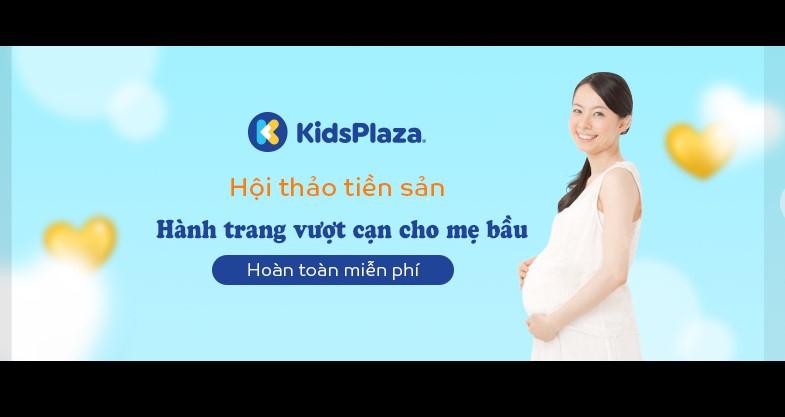 Lớp Học Tiền Sản Kids Plaza