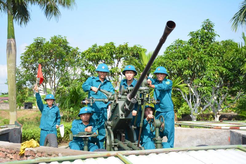 Ngày thành lập lực lượng Dân quân tự vệ  28-3
