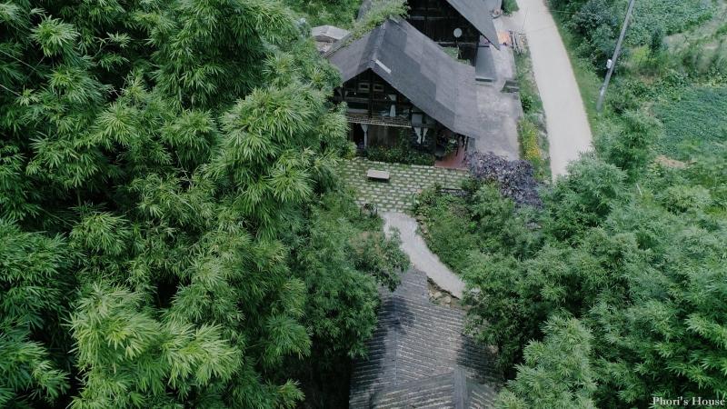 Phơri's house