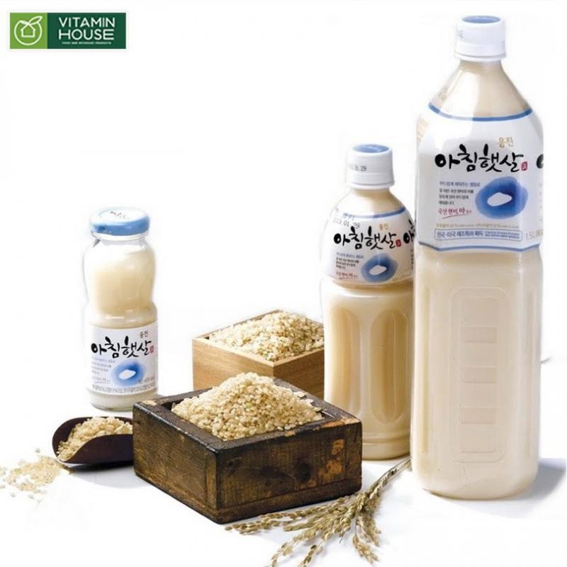 Sữa gạo rang Hàn Quốc Woongjin