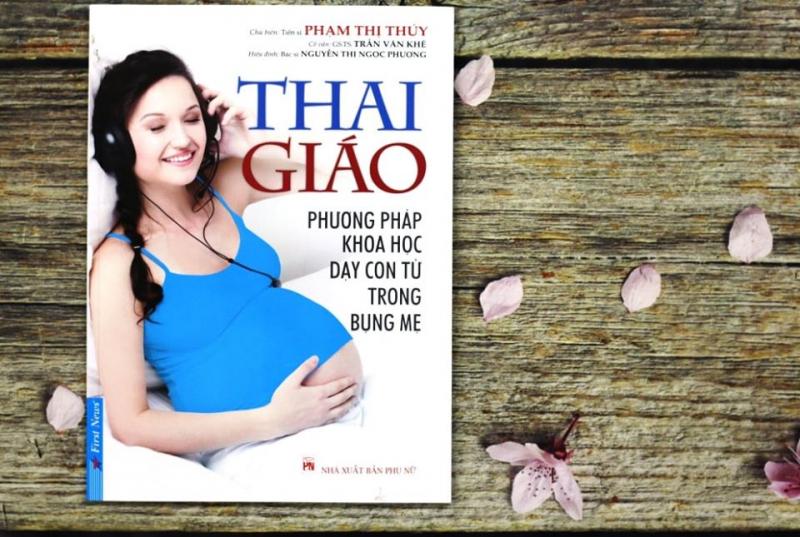 Thai giáo phương pháp nuôi dạy con từ trong bụng mẹ