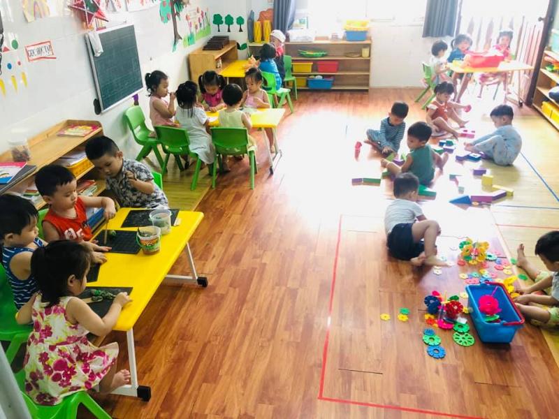 Trường mầm non Sài Gòn Kindergarten