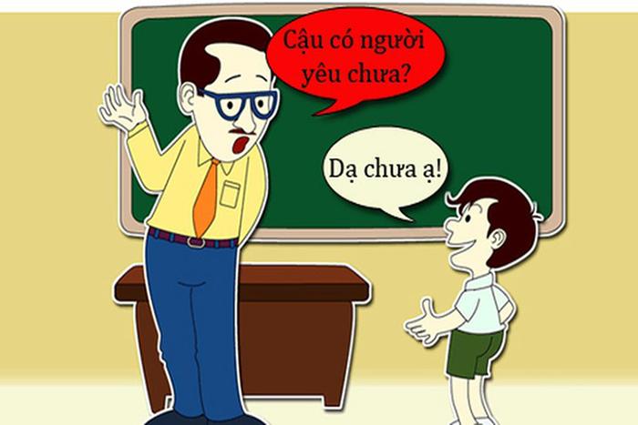 Truyện cười ngắn về thầy cô số 6
