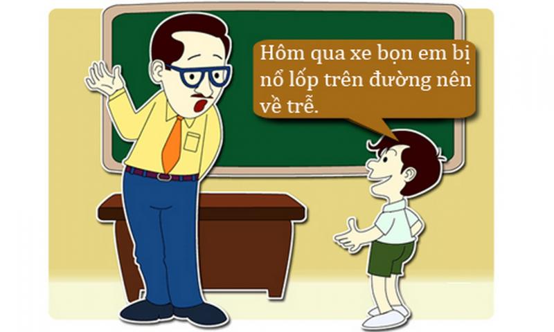 Truyện cười về thầy cô số 3