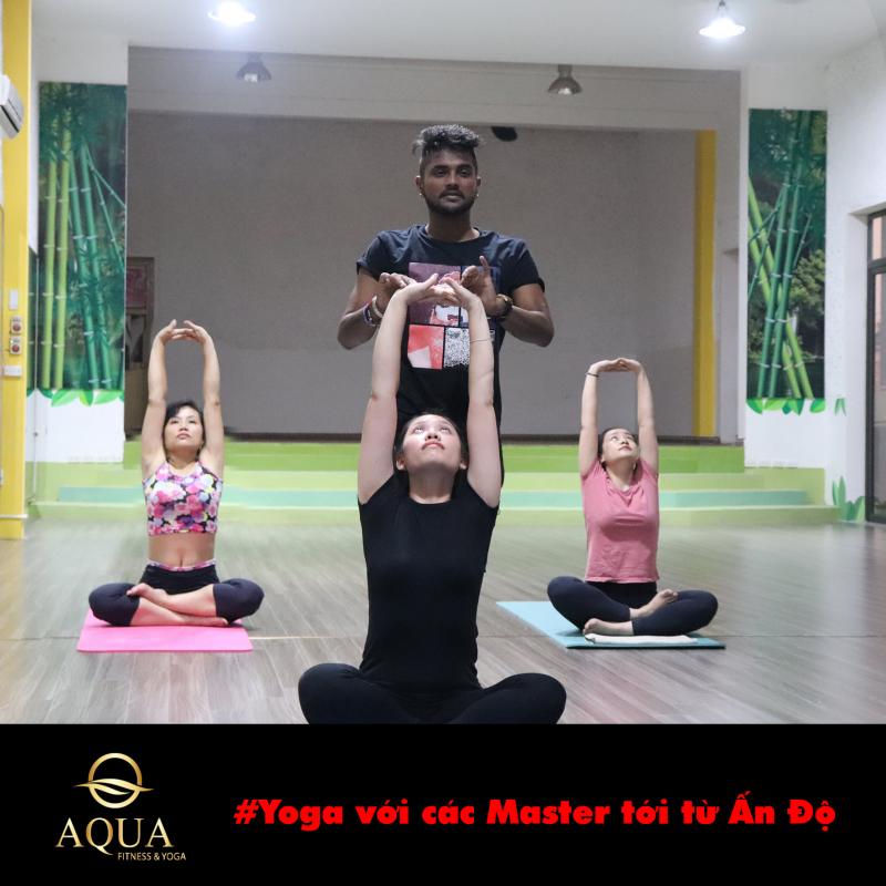 AQUA Fitness & Yoga - Hòa Bình