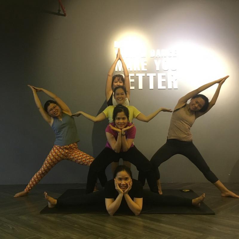 Befit Yoga & Fitness Center