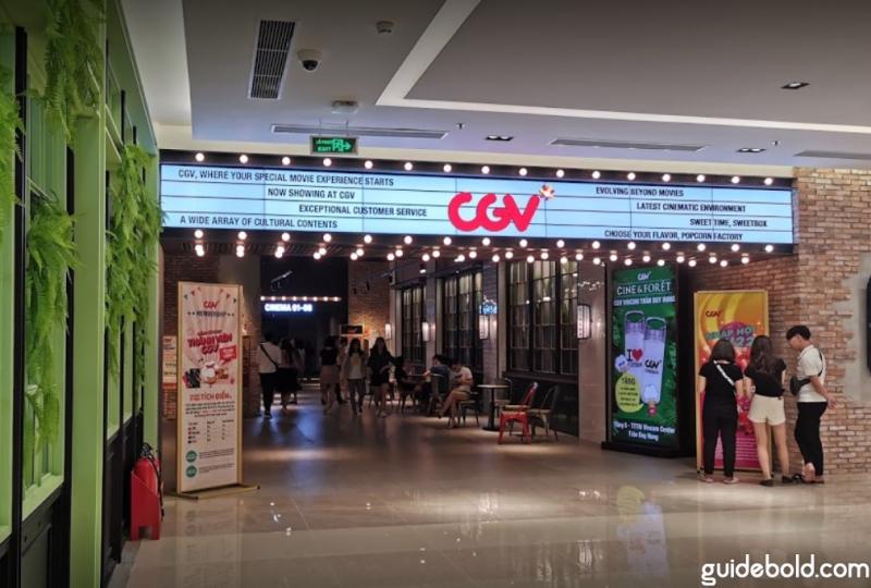 CGV - Vincom Trần Duy Hưng