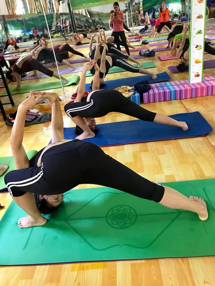 CLB Yoga Thu Huyền Lạng Sơn