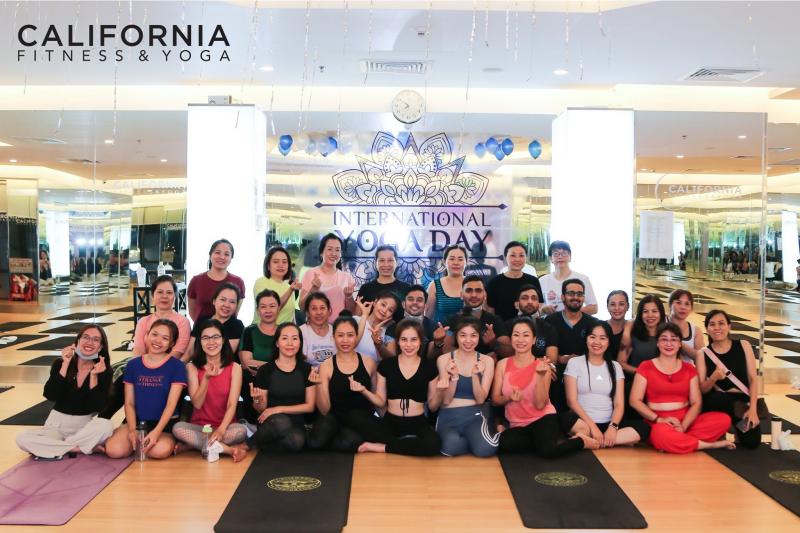 California Fitness & Yoga Quận 4