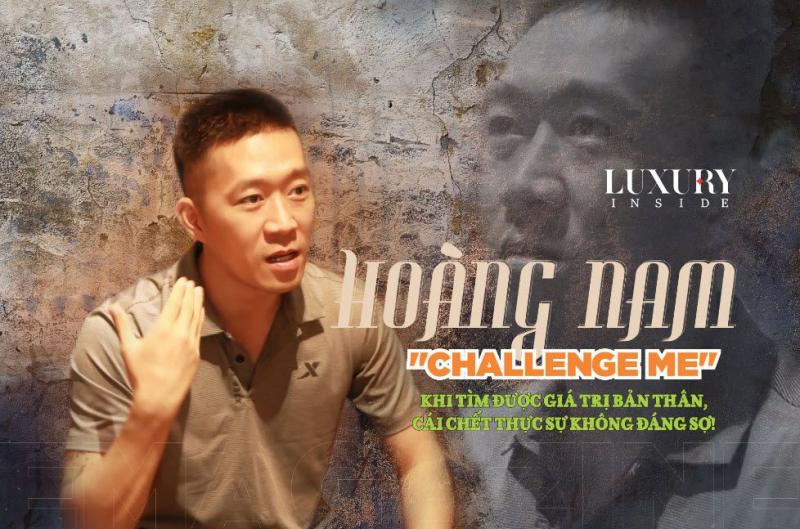 Challenge Me - Lê Hoàng Nam