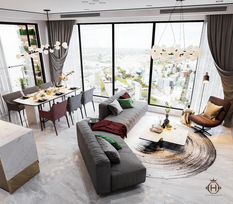 City Housing - Kiến Trúc và Nội Thất
