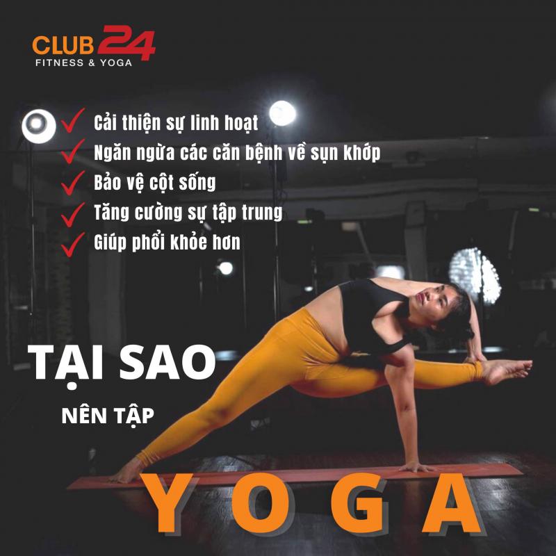 Club24 - Fitness & Yoga
