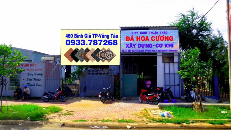 Công ty Đá hoa cương Thuận Thảo