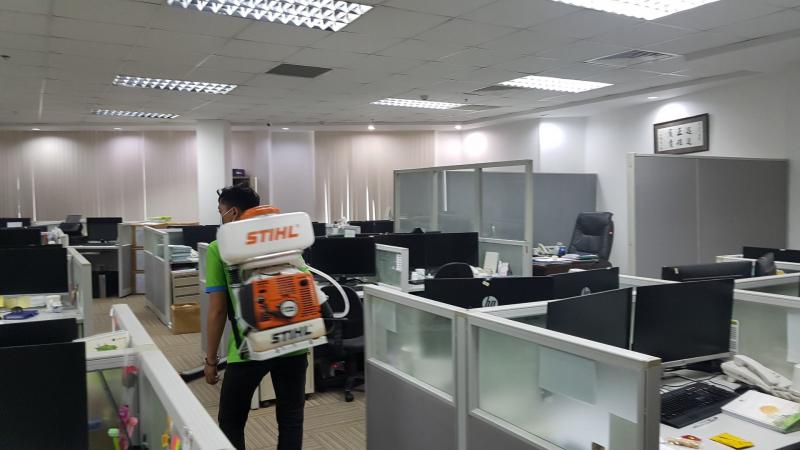 Công ty TNHH Khử Trùng Xanh (GFC)