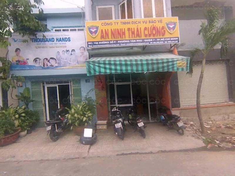 Công ty TNHH dịch vụ bảo vệ an ninh Thái Cường