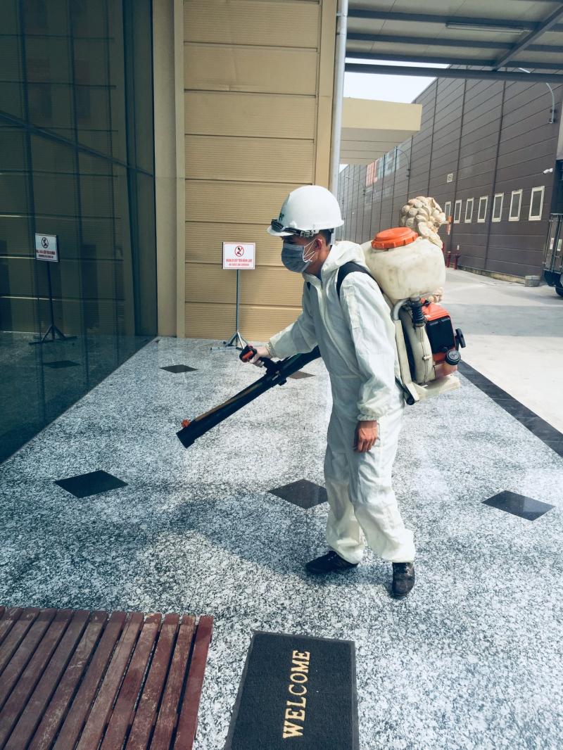 Công ty TNHH kiểm sát dịch hại Quốc Tế