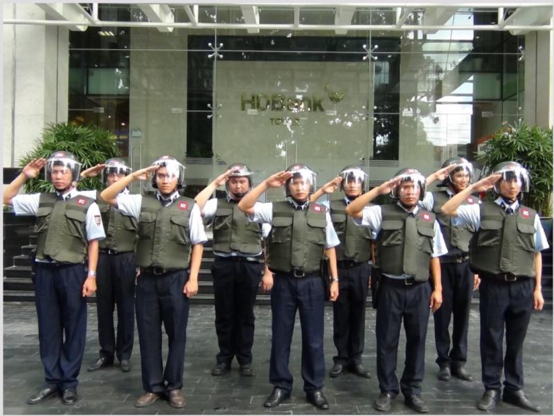 Công ty bảo vệ an ninh Thắng Lợi
