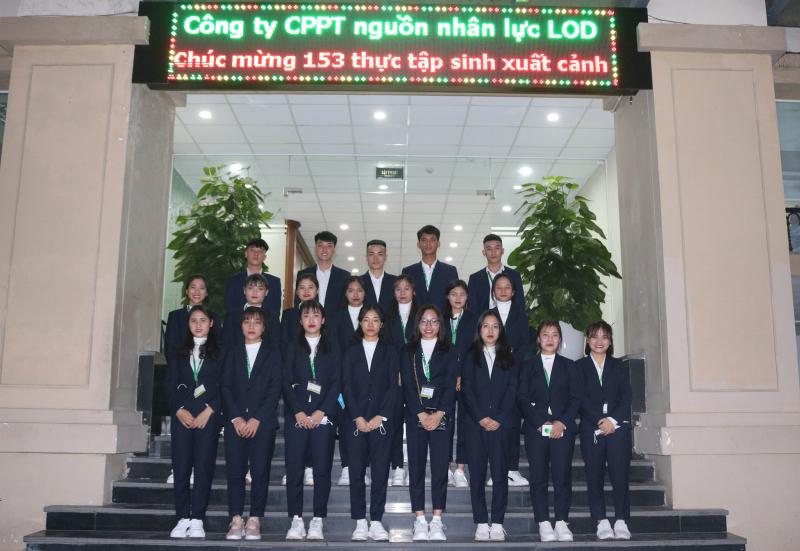 Công ty cổ phần phát triển nguồn nhân lực LOD