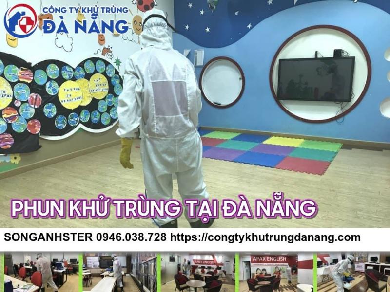 Công ty phun thuốc khử trùng Đà Nẵng