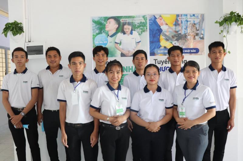 Công ty xuất khẩu lao động Esuhai