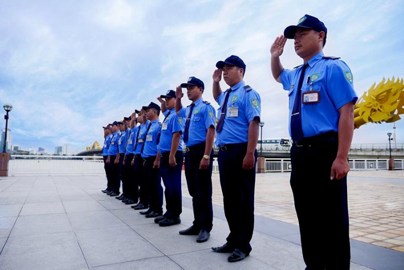 Công tyTNHH dịch vụ bảo vệ -  vệ sĩ Đại An