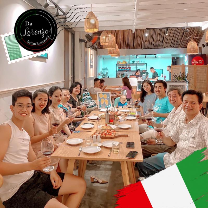 Da Lorenzo Italian Restaurant