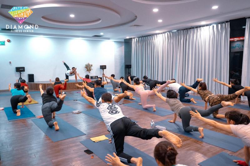Diamond Fitness Center