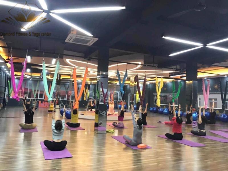 Diamond Fitness & Yoga