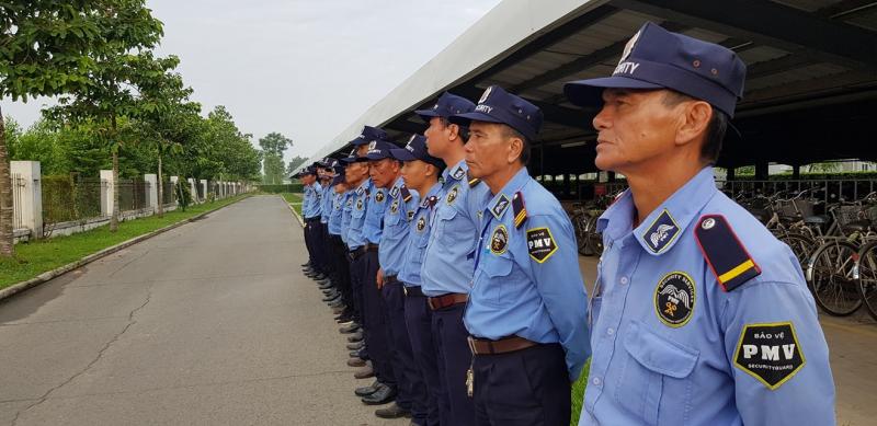 Dịch vụ bảo vệ Phát Minh Vượng (PMV)