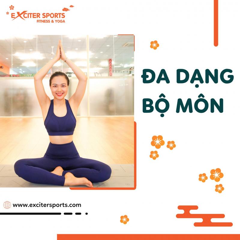 Exciter Sports Gò Vấp Fitness & Yoga