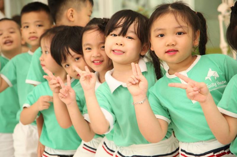 Fairy House School Times City - Mầm non Song ngữ Quốc tế Park 3 & 5