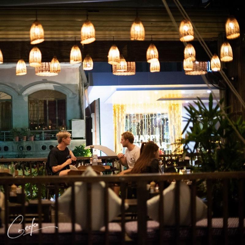 Gecko Pub- Restaurant