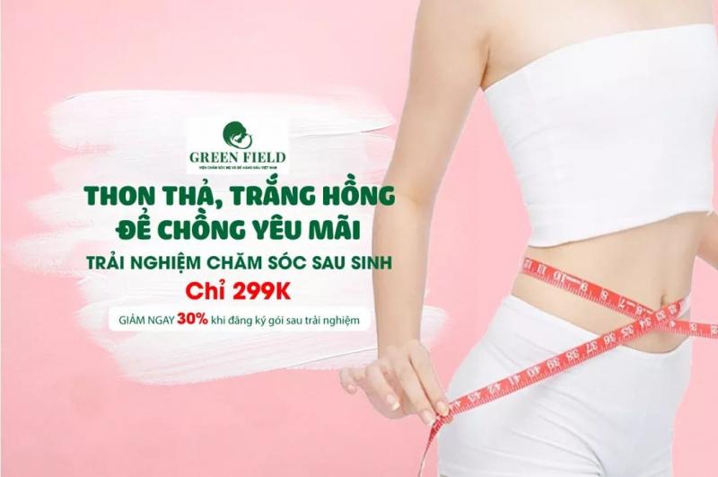Green Field Spa Thái Bình