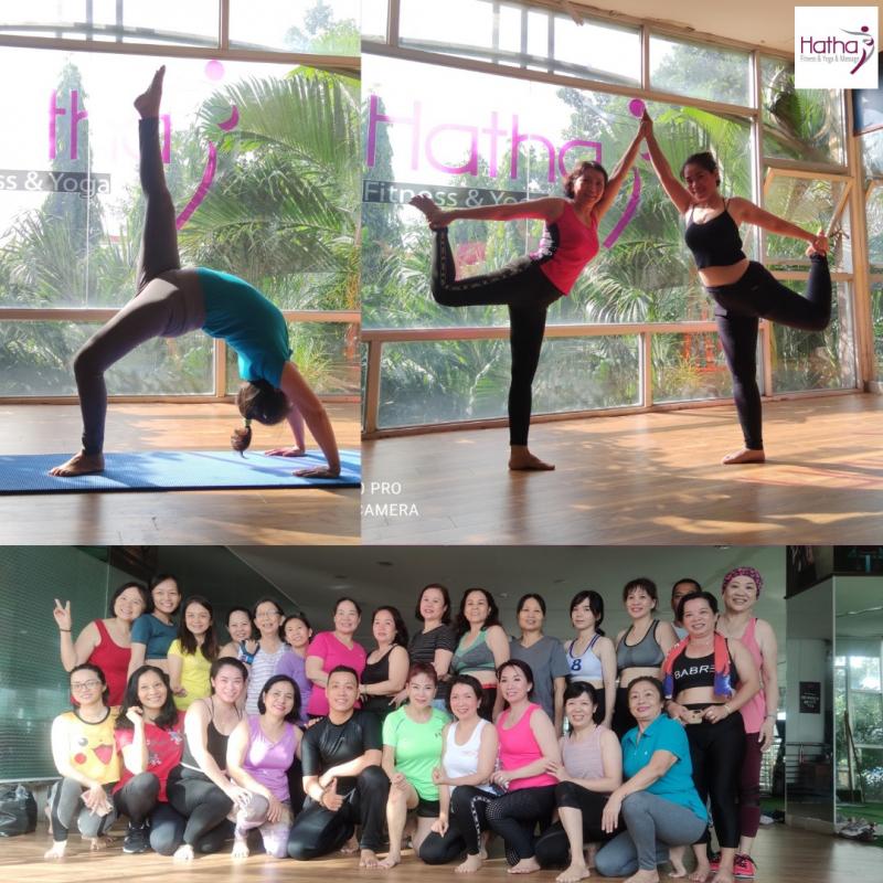 Hatha Fitness & Yoga