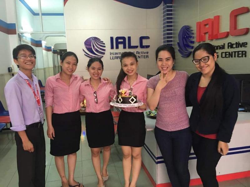 Hệ thống trung tâm Anh ngữ IALC - IALC Quy Nhơn