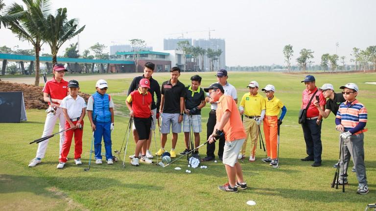 Học viện Els Performance Golf Academy (EPGA)