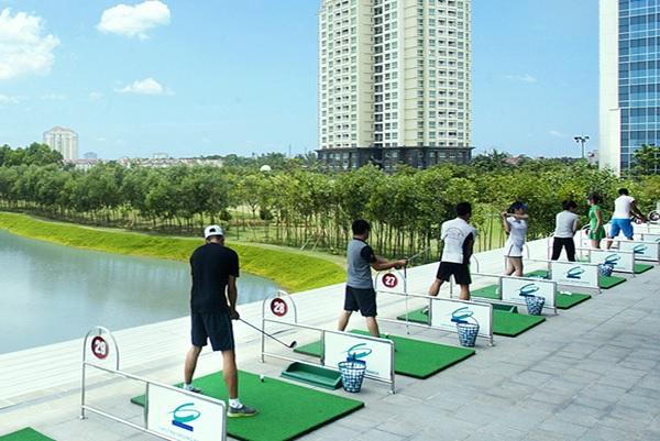 Học viện Golf Leadbetter Việt Nam