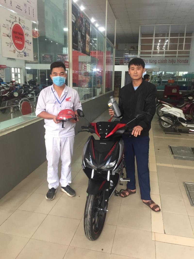 Honda Khâm Huế