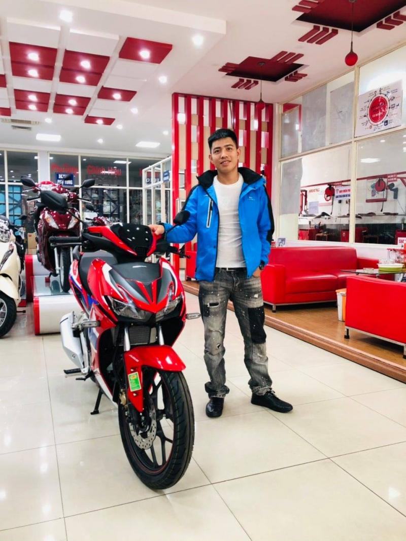 Honda Quang Trung