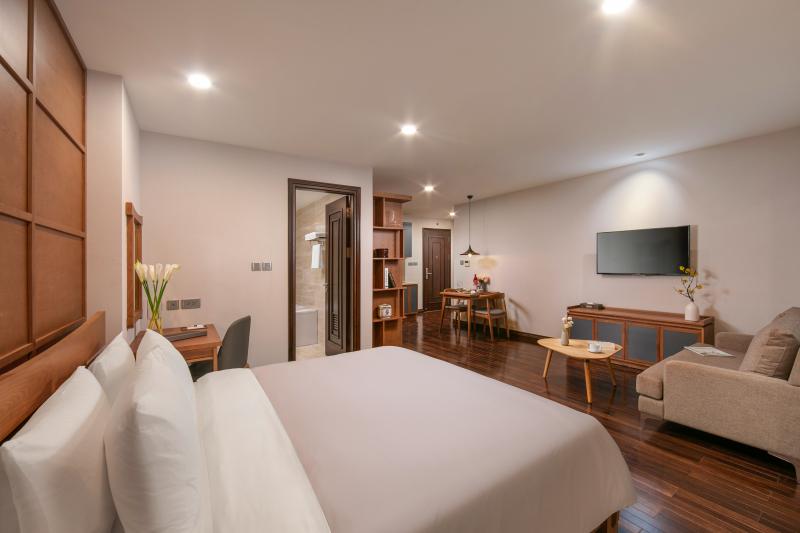Kegon Hotel & Apartment