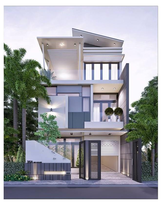 Kiến Trúc Tân Cổ Điển - SHC Design